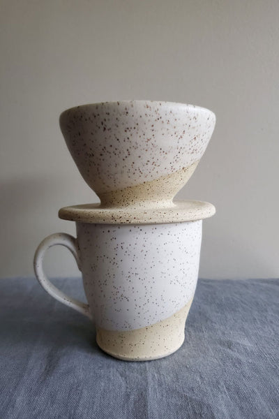 Pour over - Speckled