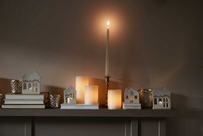 Tea Light House - Medium - MMPxNN