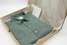 Load image into Gallery viewer, OLETHA sustainable cotton shirt for men