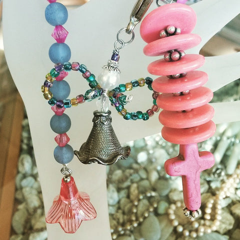 Bookmark, Bag-tag & Mini Angel Key Chain Birthday Party - Up to 8 Kids (7yrs+)