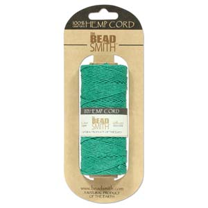 1.0mm Green Hemp - 10m