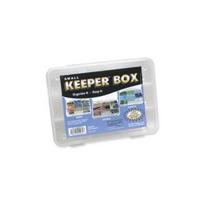Storage Container, Small Keeper Box, 9 Sections, 190x135x45mm