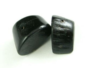 Buffalo Horn, Large chip, 9-17mm (10 pcs)