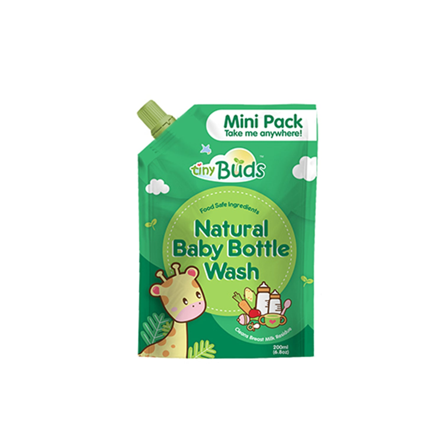 Baby Bottle and Utensil Wash 200ml