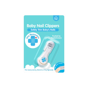 Tiny Remdies Baby Nail Clipper