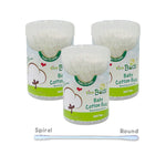 Baby Cotton Buds Bundle of 3 (360's)