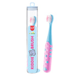 Kiddie Toothbrush Pink-Blue (3+ Yrs)