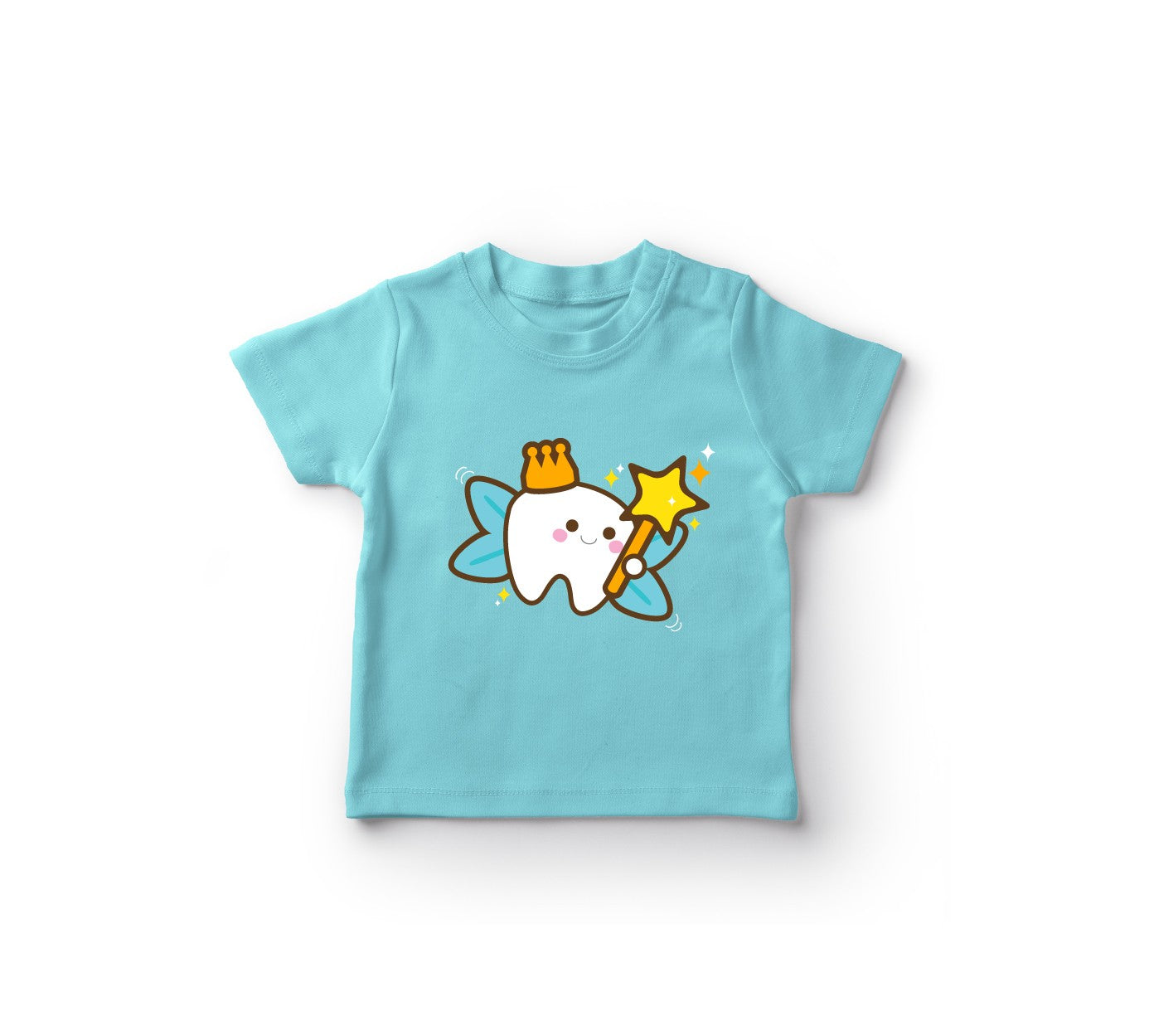 TINY THINGS Tooth Fairy Shirts