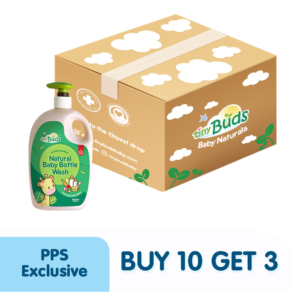 Baby Bottle and Utensil Wash 600ml - PPS