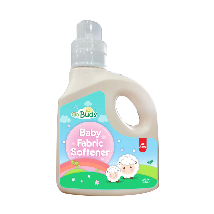 Natural Fabric Softener 1.5 Liter