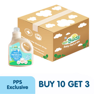 Newborn Liquid Laundry Wash Bottle 1.5 Liter - PPS