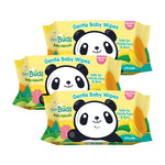 Natural Baby Wipes Set of 3 (NEW!)