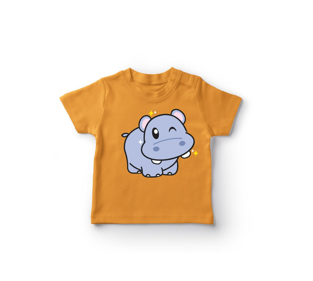 TINY THINGS Haha the Hippo Shirts
