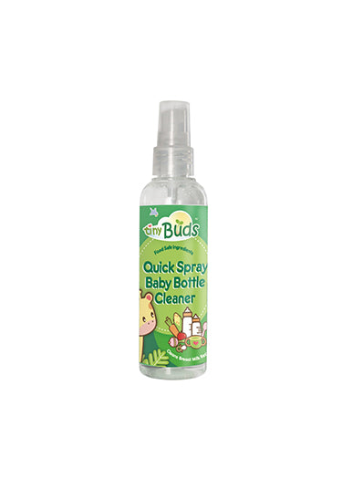 Pocket Sized Quick Spray Baby Bottle Cleaner 100ml