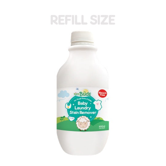 REFILL Natural Baby Laundry Stain Remover 200ml