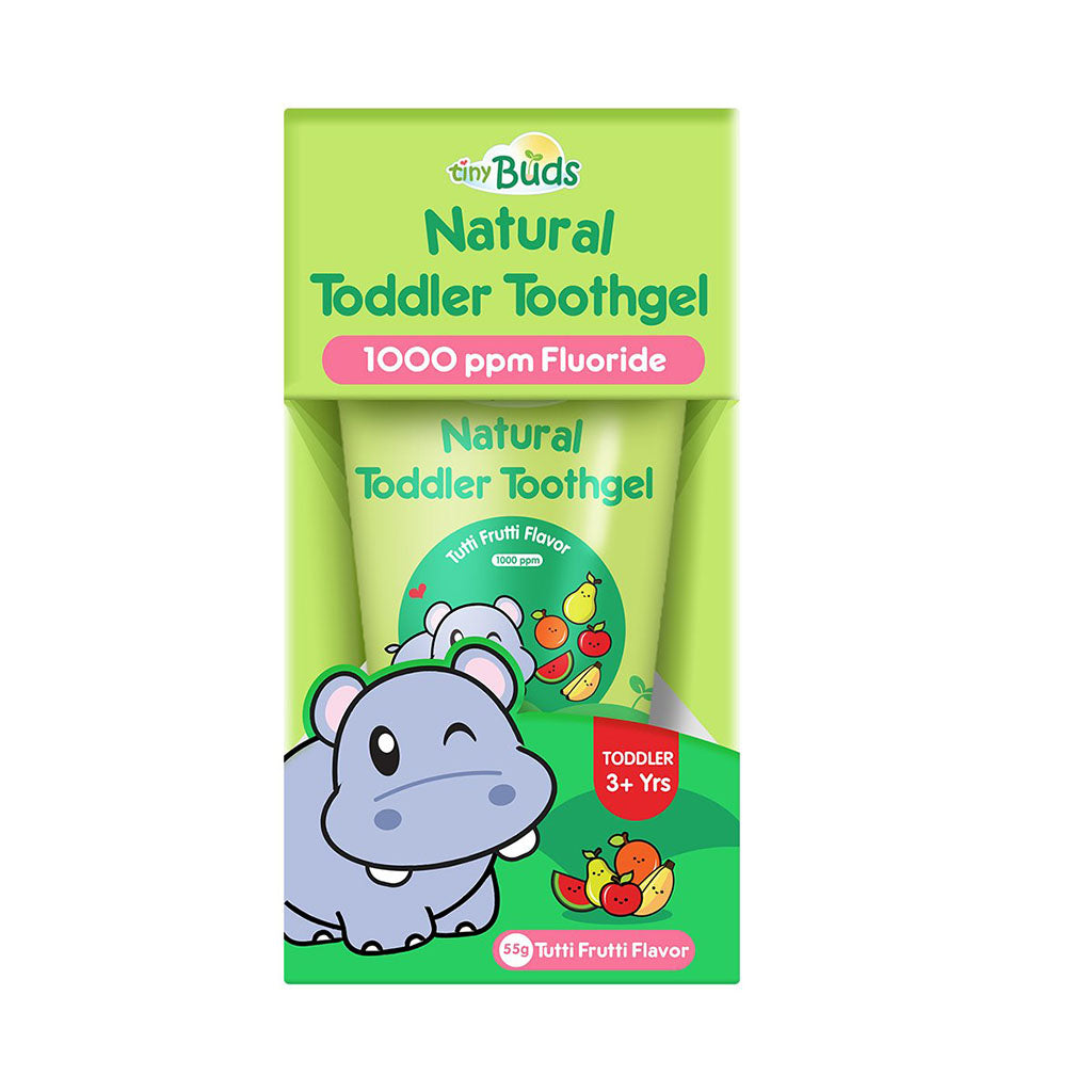 Toddler Training Toothpaste - Stage 2 Tutti Frutti