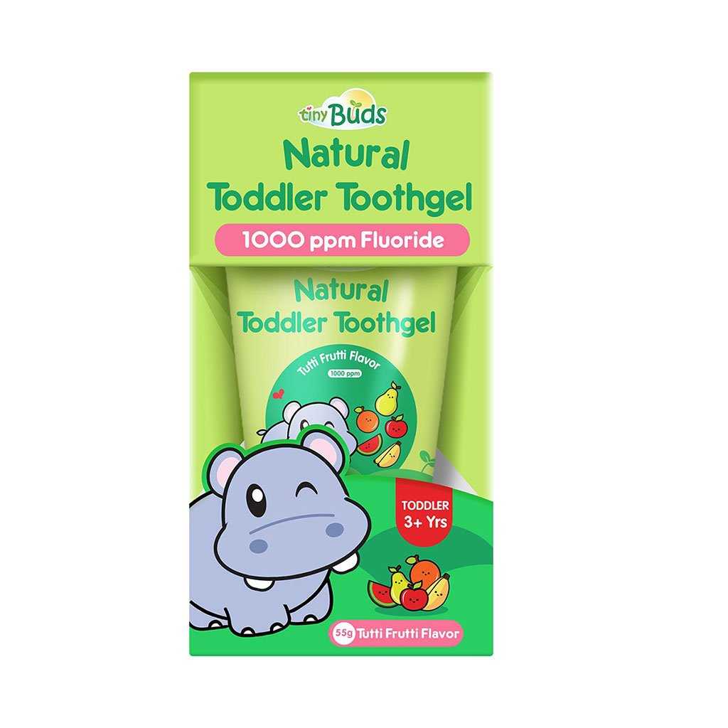 Stage 2 Toddler Toothgel - PPS