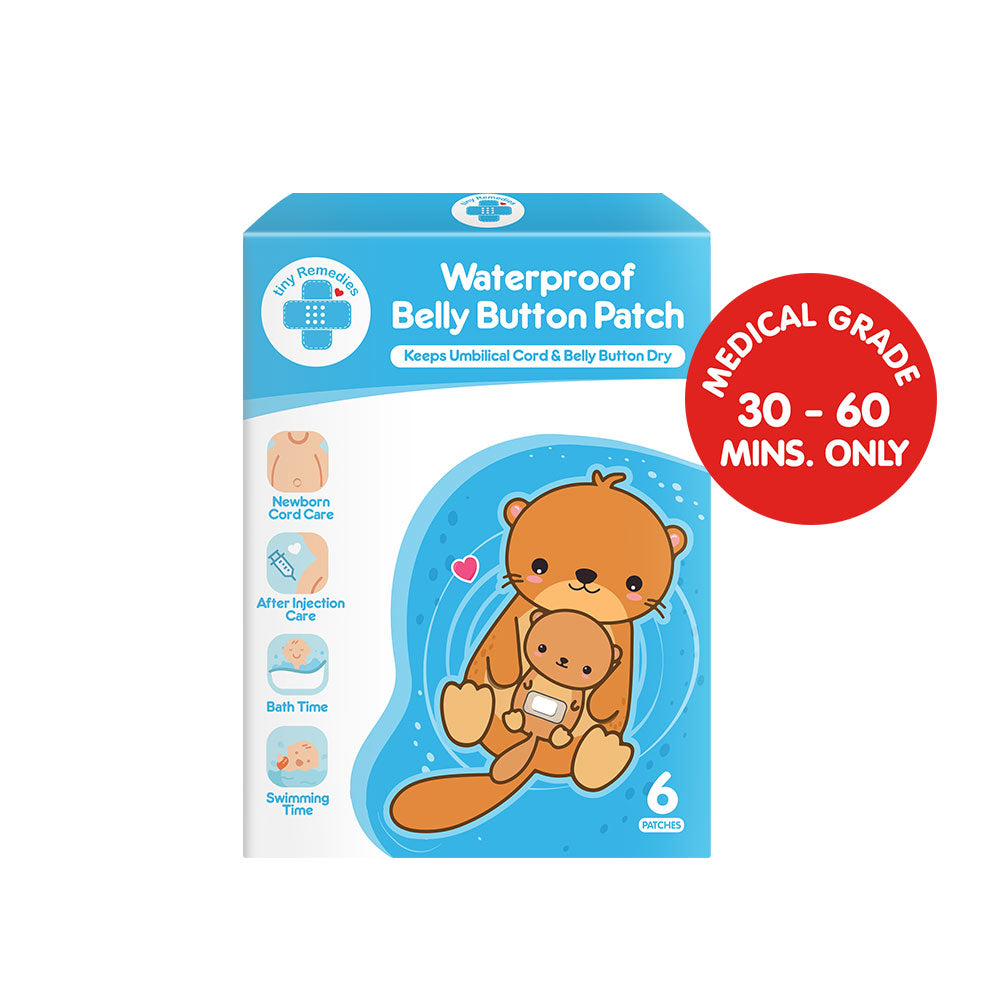 Belly Button Protection Patches (6 pcs)