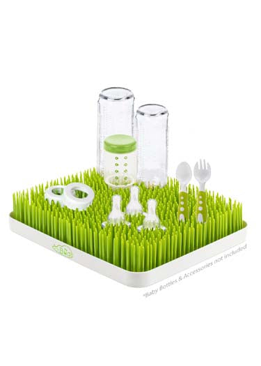 Tiny Garden Baby Bottle Drying Rack