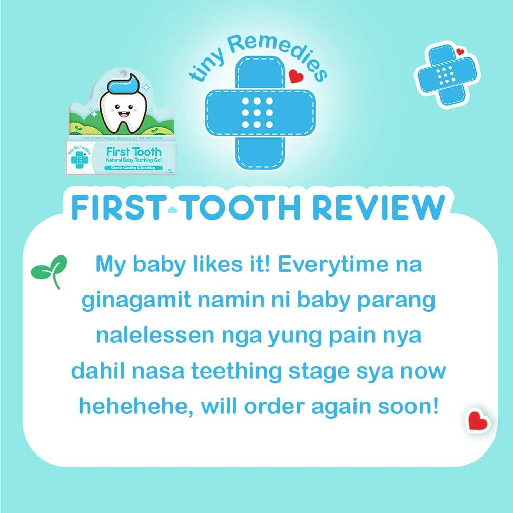 First Tooth Teething Gel - PPS
