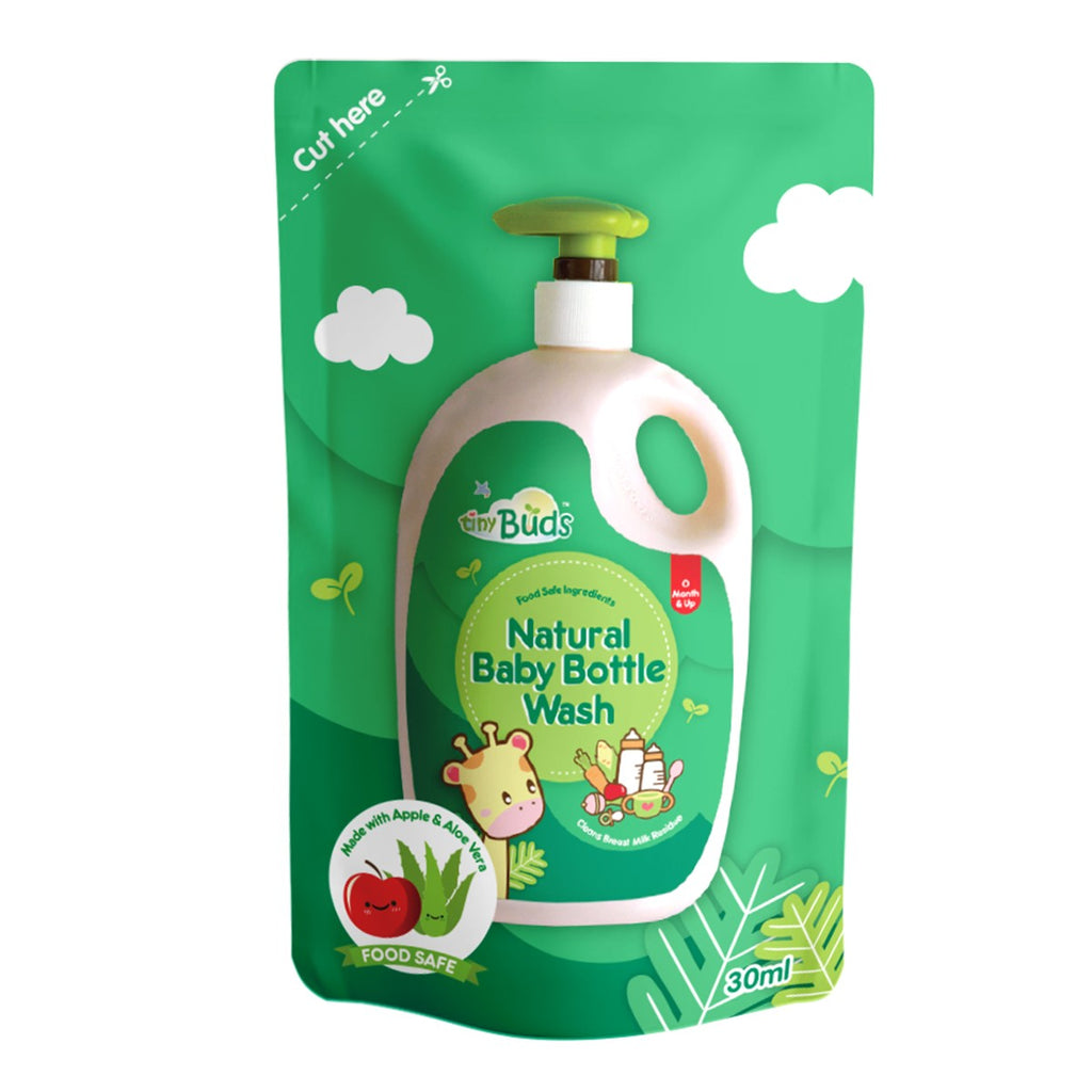 Baby Bottle and Utensil Wash 30ml