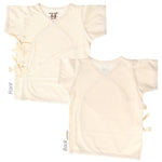 SHORT SET: Organic Baby Top & Bottom