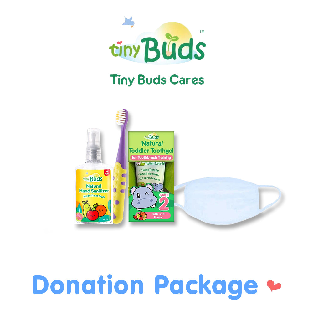 COVID-19 Children Donation Pack