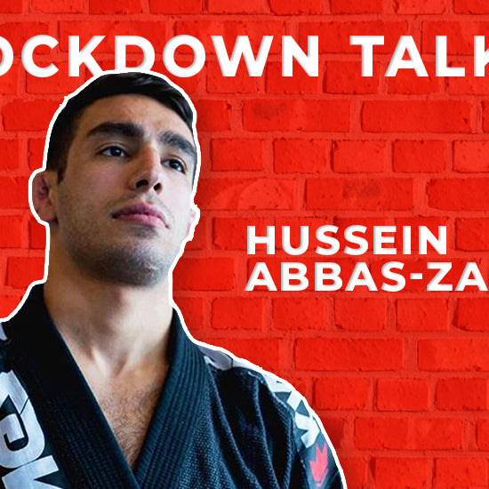 Interview with the Jiu-Jitsu Hustler