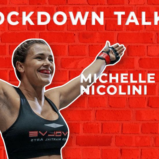 Transition from BJJ to MMA | Michelle Nicolini interview