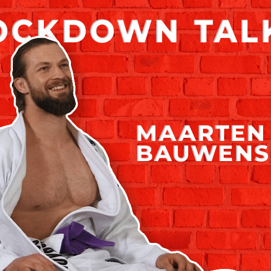 Strength training for Jiu Jitsu | Maarten Bauwens interview