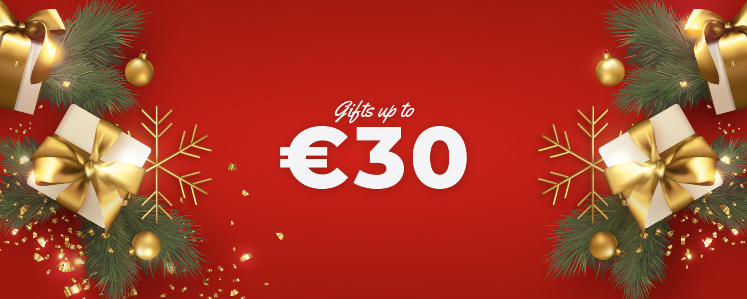 Christmas Sale Gifts up to 30 euro