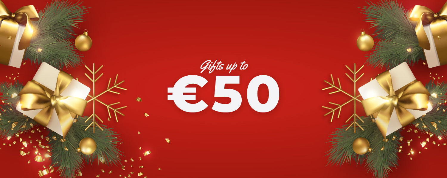 Christmas Sale Gifts up to 50 euro