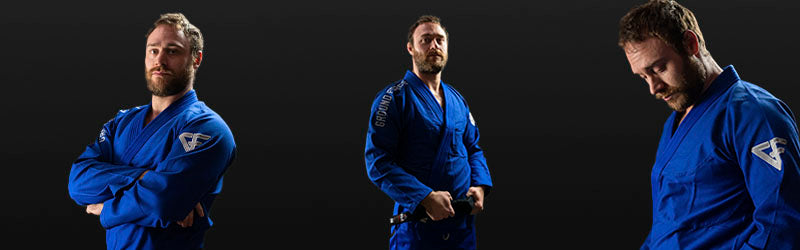 Ground Force Basic BJJ Gi Fit And Feel