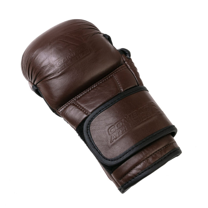 Combat Athletics Vintage 6oz MMA Sparring Gloves