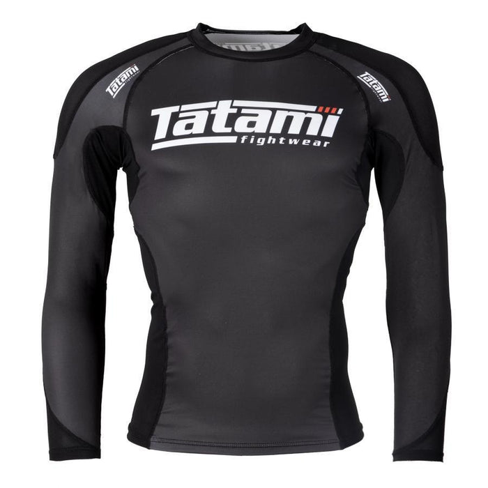 Technical Rash Guard - Black