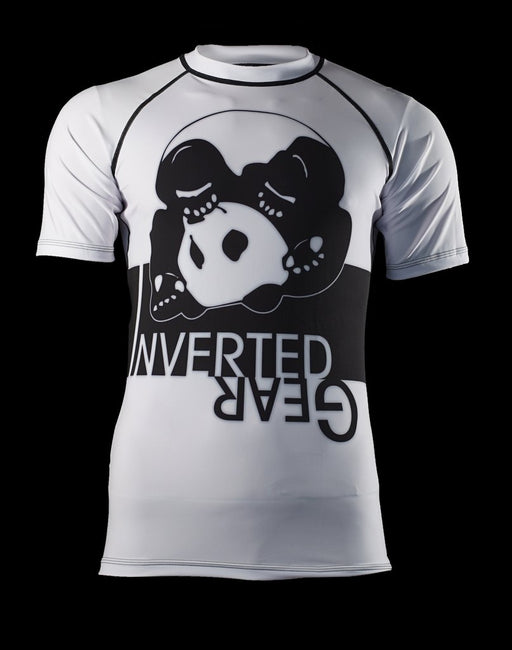 Inverted Gear Ranked Rash guard Short Sleeve