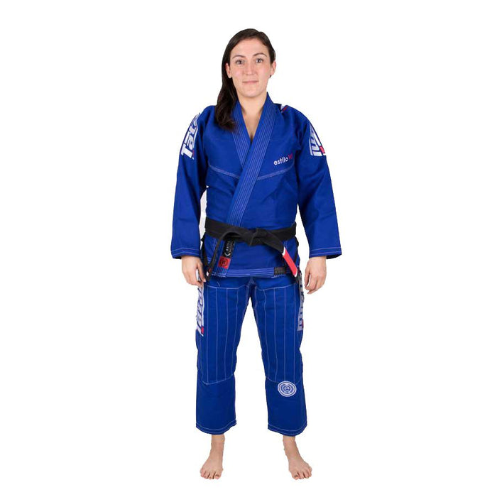 Tatami Ladies Estilo 6.0 BJJ Gi Blue