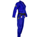 Fuji Xande Ribeiro Classic Performance Gi  blue side right