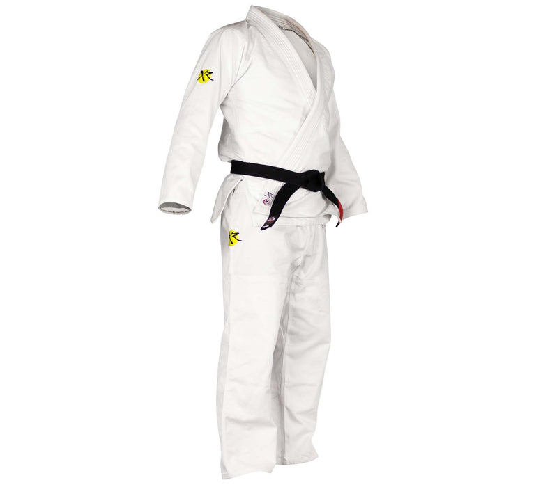Fuji Xande Ribeiro Classic Performance Gi  white side right