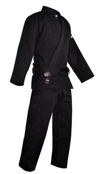 Fuji sports All Around BJJ Gi beginner black side right