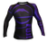 Fuji Sports Freestyle IBJJF Ranked Rashguard Long Sleeve