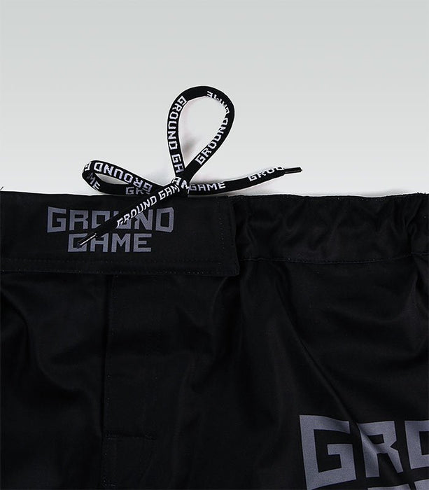 Ground Game Athletic Shadow MMA Shorts