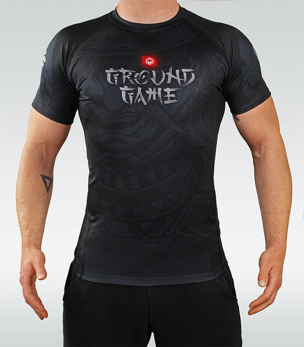 Ground Game Samurai 2.0 Rashguard