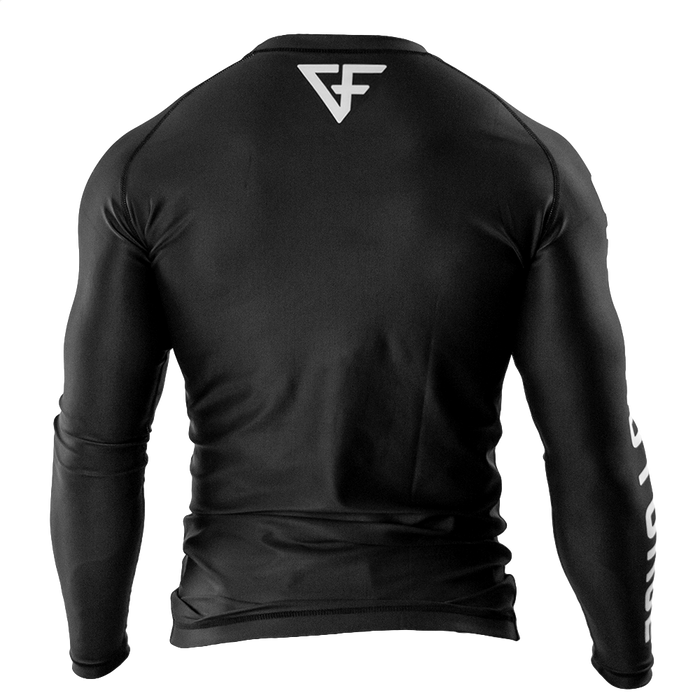 Ground Force Basic Rashguard Long Sleeve