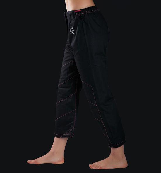 Pants of a Ground Game Sakura BJJ Women`s Gi Black