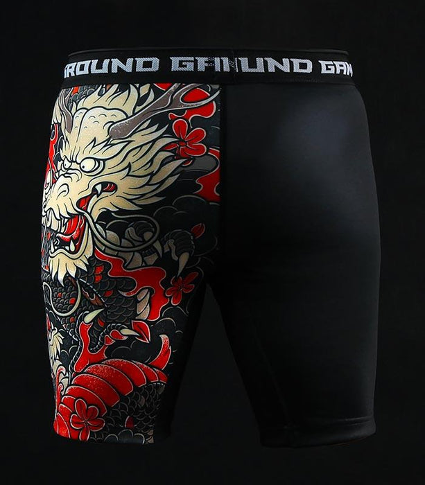 Ground Game Yokai 2.0 Vale Tudo Shorts