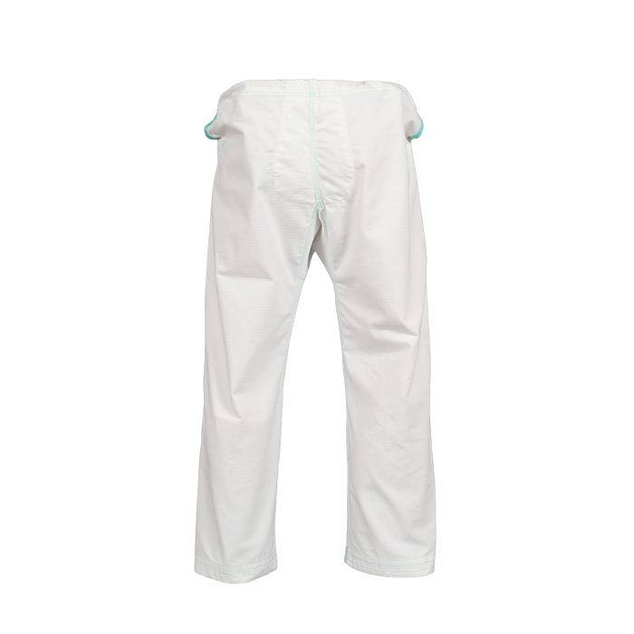 Inverted Gear Bamboo Gi bjj white back pants