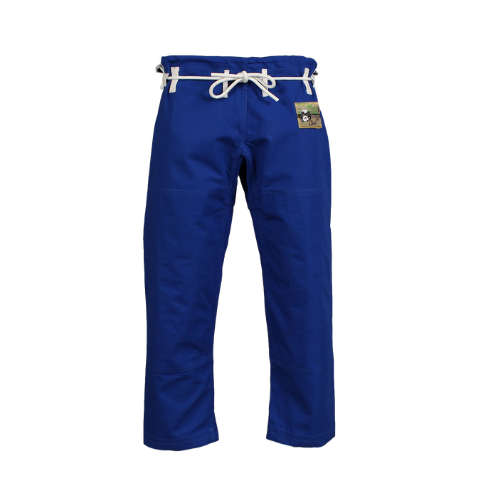 Inverted Gear Panda Classic Gi blue front pants