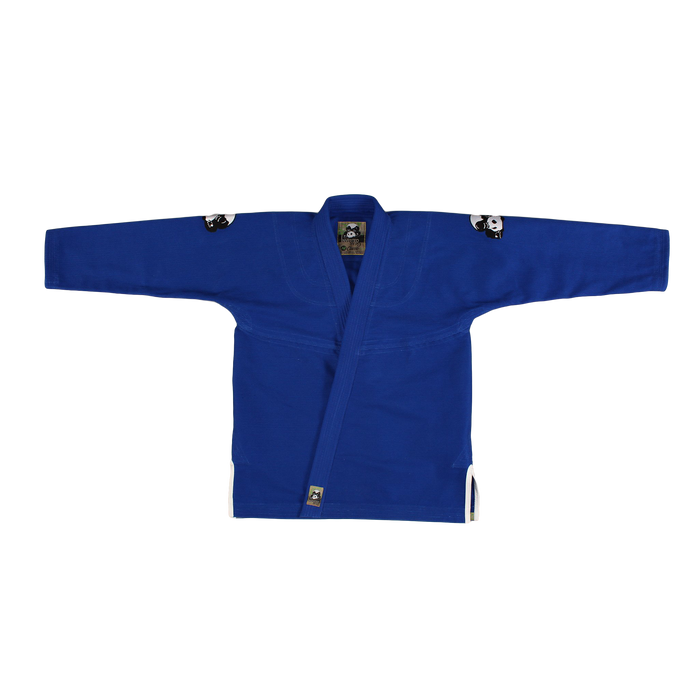 Inverted Gear Panda Classic Gi blue front jacket