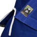 Inverted Gear Panda Classic Gi blue front jacket label
